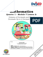 Math_Gr6_Q1_Module 07-L2_Division-of-Decimals-and-Mixed-Decimals-Up-to-2-Decimal-Places