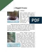 Struktur Riggid Frame q