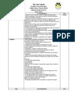 Physics5054 Class 9 Revised Syllabus Braek Up 2020-21 23docx