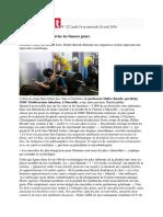 Article Le Point le biologiste qui pulvérise les fausses peurs   .pdf