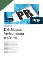 Dirk Massat - Verleumdung Entfernen