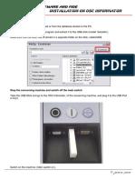Software und MDE installieren OSC_eng