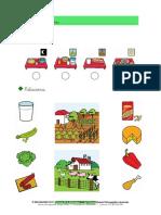 Naturales alimentación-comidas-procedencias
