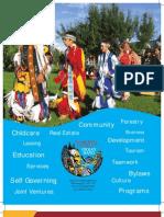 Public Relations brochure