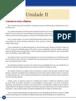 Atletismo - Unidade II