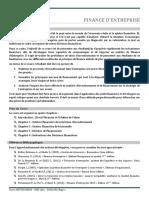 cours finance de l'entreprise étudiant (1)