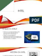 CPUs INTEL