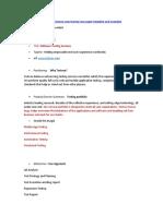 Testvox one page profile v2