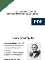 Computer History SZR