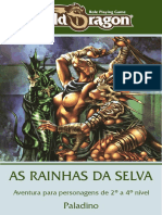 2º - As Rainhas da Selva