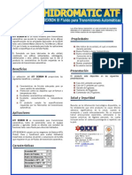 3. HIDROMATIC ATF DEXRON III