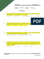 Problemario III. Física Básica II. Marzo del 2020. Ondas Sonoras
