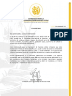 Gobierno de Guaidó anuncia la llegada a Venezuela de 32 toneladas de suministros médicos