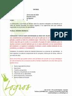 Formato informe - diligenciado