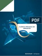 Apresentacao-Clinica Abrantes