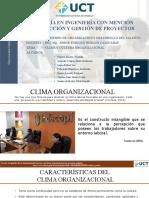 CLIMA Y CULTURA ORGANIZACIONAL - GRUPO3 (2)