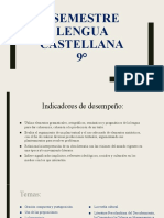I SEMESTRE- INDICADORES Y TEMAS