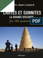 chiites-et-sunnites-la-grande-discorde-en-100-questions