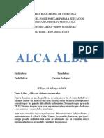 ALCA Y ALBA