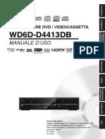 MANUALE FUNAI - DVD_VHS_RECORDER