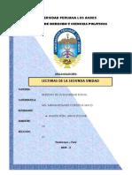 RAMOS SOSA ANGIE STEFANIE ORGANIZADORES DE LAS LECTURAS DE LA SEGUNDA UNIDAD