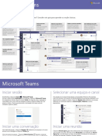 Microsoft Teams - Guia de Introducao
