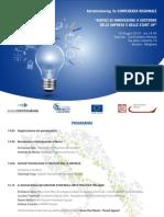 2015 Giugno 19 Adriafootouring 3a Conferenza Regionale