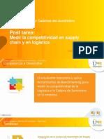 Logistica y Cadenas de Suministro _ Post Tarea