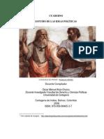 cuaderno estudio historia de las ideas políticas editado - agosto 01 de 2010