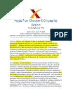 PCX - Report