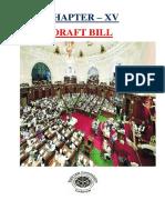 UP Draft Bill on Freedom of Religion