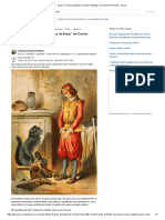 Qual é a moral da fábula 'O Gato de Botas' de Charles Perrault