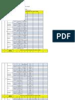 ROL DE EXAMENES  PARCIALES 2020-II  DE INGENIERIA CIVIL