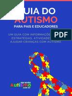 e-book guia do autismo - aprenda autimso