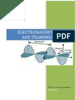 EMTL 4 Units Important Questions | Transmission Line