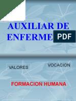 1 AUXILIAR DE ENFERMERIA
