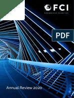 FCI Annual Review 2020  HR