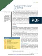 Neonatal Supraventricular Tachycardia (SVT)