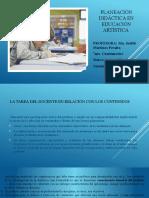 exposicion CONTENIDOS ARTES.pptx