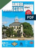 Genesee County Chamber magazine