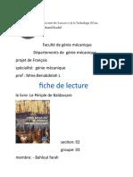 presentation franc.rtf