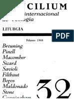 Concilium 032 febrero 1968