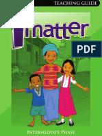 iMatter Intermediate Phase Teacher Guide