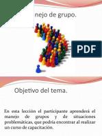 TEMA II_ 1 MANEJO DE GRUPOS.pptx