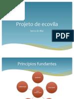 Projeto de ecovila - Serra do Mar - v. 01.1