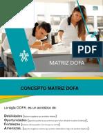 6. MATRIZ DOFA