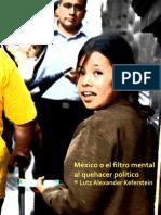 México o filtro mental al quehacer político