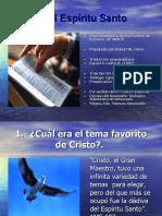 10- EL ESPÍRITU SANTO