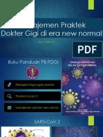 Manajemen Praktek Dokter Gigi di era new normal cilegon.pdf