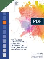 PROGRAMA REGIONAL DE PARTICIPACIÓN POLÍTICA INDÍGENA EN AMÉRICA LATINA